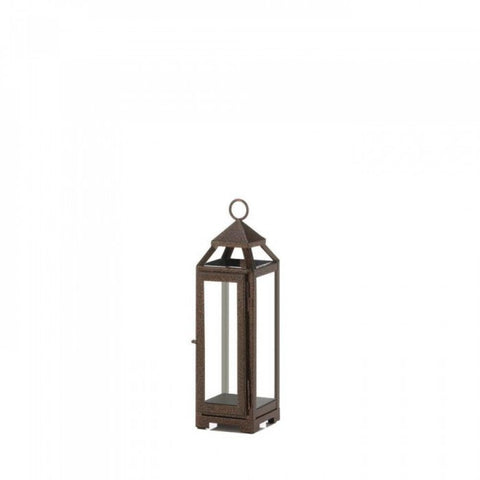 Small Copper Lantern