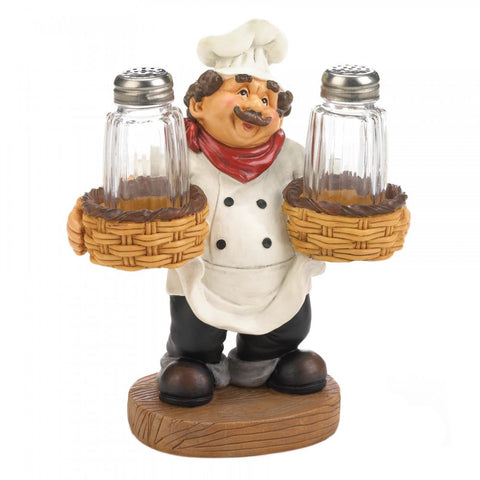 Chef Holder S&p Shakers Set