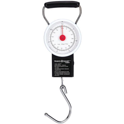 Travel Smart By Conair Luggage Scale & Tape Measure