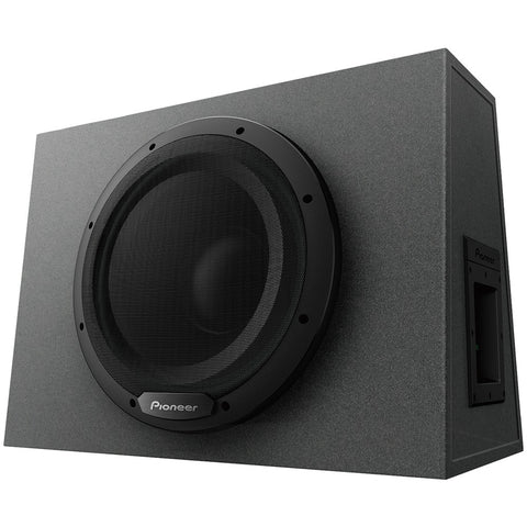 "Pioneer Sealed 12"" 1300-watt Active Subwoofer With Built-in Amp"