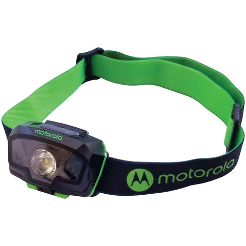 Motorola 240-lumen Headlamp With Motion Sensing Technology