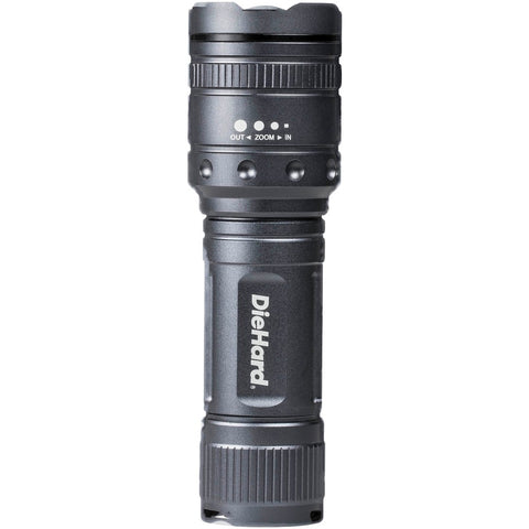 Diehard 1000-lumen Twist Focus Flashlight