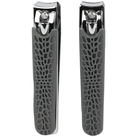 Vivitar Nail Clipper Dual Pack (gray)