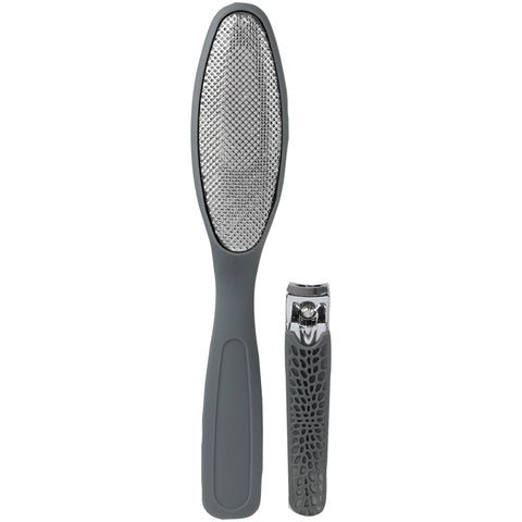 Vivitar 2-in-1 Personal Care Tools (gray)