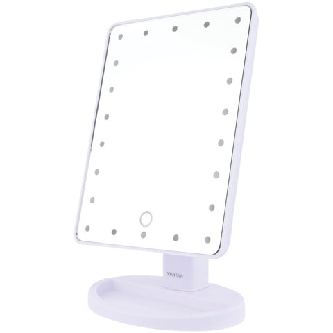 Vivitar 22-led Lighted Vanity Mirror (white)