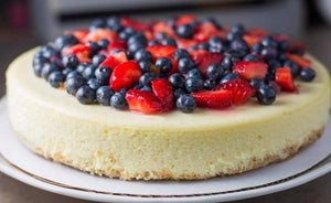 July Cheesecake of the Month