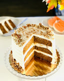 Cream Cheese Pumpkin Dream Cake