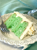Shamrock Cake - March Cake of the Month