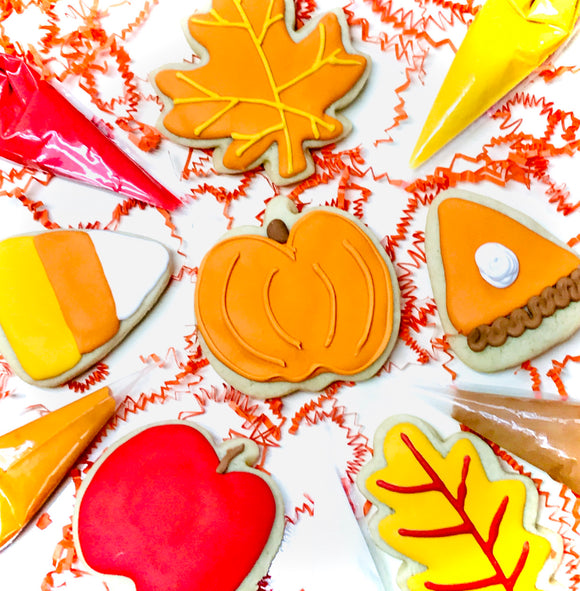 FALL COOKIE KITS