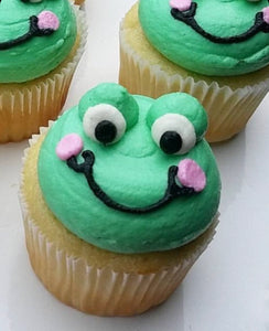 Leap Year Frog Cupcakes - package of 6