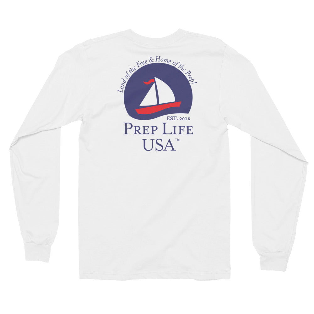Support our Soldiers - Signature Collection Long Sleeve Tee - PrepLifeUSA