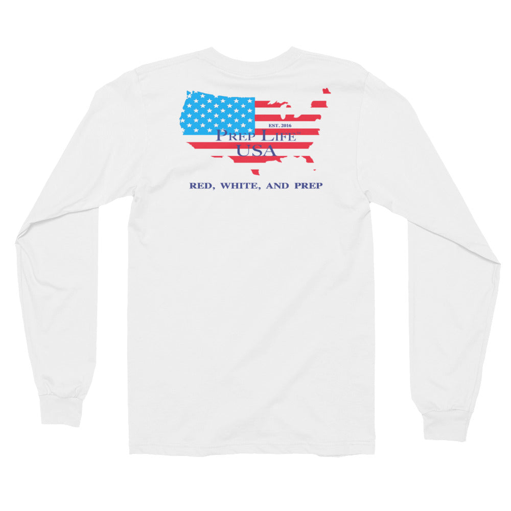 "Preppy Clothing - The All American - Support Our Soldiers - Prep Life USA - Use code ""FREE"" - for free shipping today! - PrepLifeUSA"