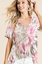 Load image into Gallery viewer, Fun in the Sun Tie dye Top