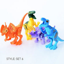 Load image into Gallery viewer, Building Block Dinos Sets - MANY options!