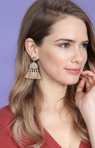 She's got that SPARK earrings - 2 colors