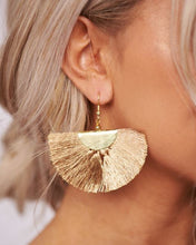 Load image into Gallery viewer, Golden Tunes - Boho Style Earring