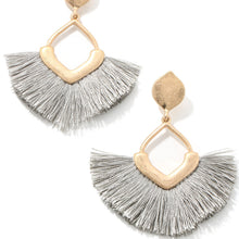 Load image into Gallery viewer, Flirty Fringe Earrings - 3 colors