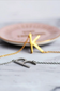 Mini Initial Letter Necklace