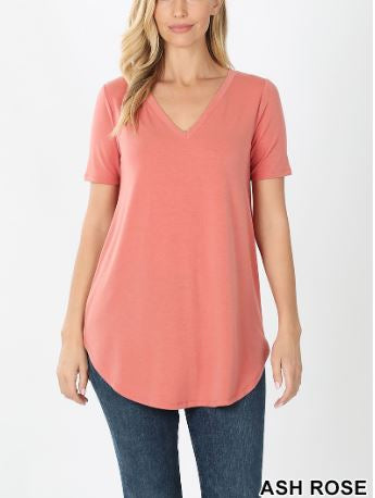 My Daily Favorite Tee - many colors - all sales final