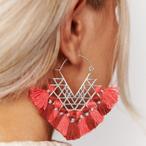 Bring the Party - Boho Style Earring