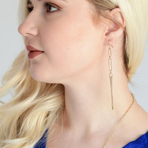 Yup, that girl! - Boho Style Earring