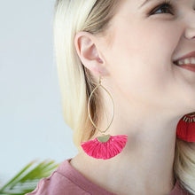 Load image into Gallery viewer, Haute Pink - Boho Style Earring