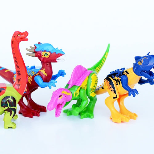 Building Block Dinos Sets - MANY options!