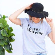 Load image into Gallery viewer, Prayer Warrior - Graphic Tee