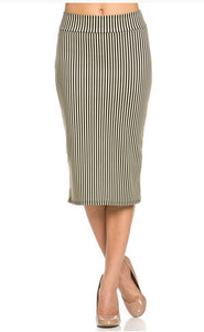 Walk in the Park skirt - all sales final