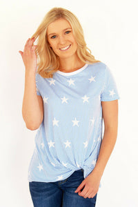 Starry Eyed Top - 2 colors - All Sales Final