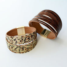 Load image into Gallery viewer, Quiet Roar Cuff - Wild Thing Cuff Collection