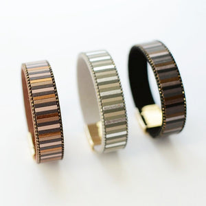 Block your Color - Wild Thing Cuff Collection