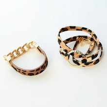 Load image into Gallery viewer, Living on the Edge  - Wild Thing Cuff Collection