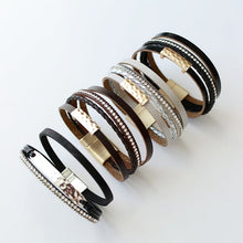 Load image into Gallery viewer, Stacked with Style - Wild Thing Cuff Collection