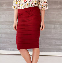 Load image into Gallery viewer, Hot Dang! Textured Pencil Skirt - more colors!