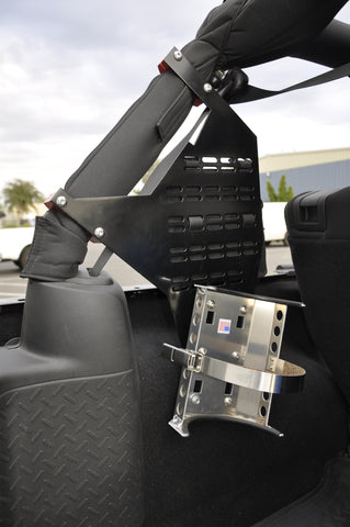 Jeep Wrangler JKU Power Tank Drop Bracket