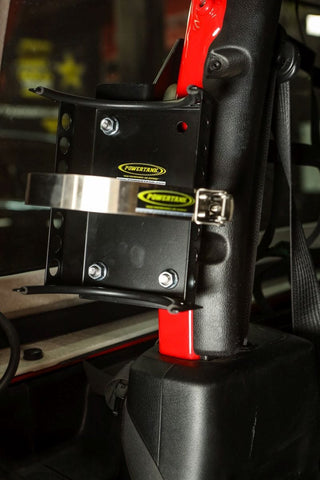 2 Door Wrangler JL Sports Bar Mount