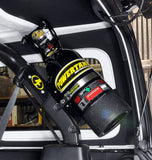 10 lb Power Tank in Sports Bar Mount - Passenger side