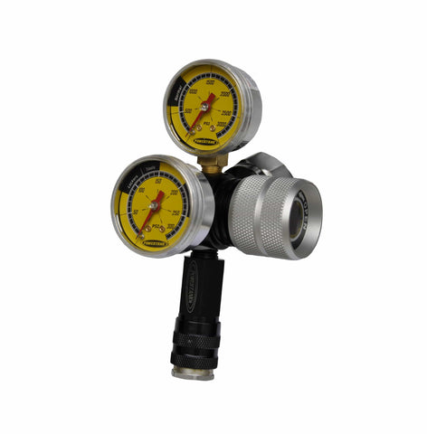 Power Tank Regulator Trade-in / Upgrade HP250i - 250 psi / 30 ft Super Flex Coiled