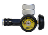 160 psi regulator for paintball bottles - outlet gauge