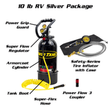 10 lb RV Silver Package Power Tank