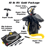 10 lb RV Gold Package Power Tank