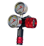 XP400 400psi Power Tank regulator - left view