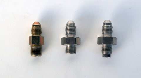 -3AN Adapter fittings for stainless steel air lines