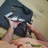 Master Blaster Blow Gun cleaning firearm