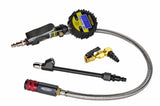 Switch Hitter HP - 0-160 psi Tire Inflator with Quick-Switch Chucks