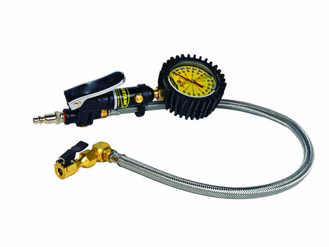 Long Haul - 0-160 psi Liquid Analog Tire Inflator