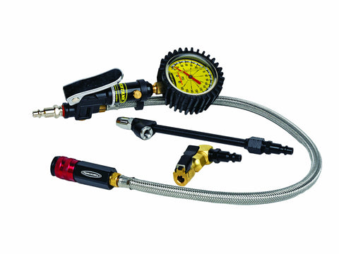 tire-inflator-160psi-analog-gauge-dual-head-clip-on-chuck-2ft-hose