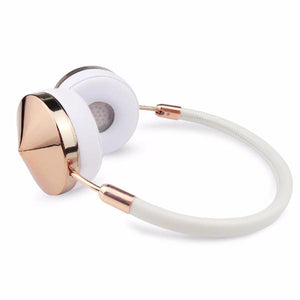 Luxe Cone Bluetooth Headphones - Negative Space