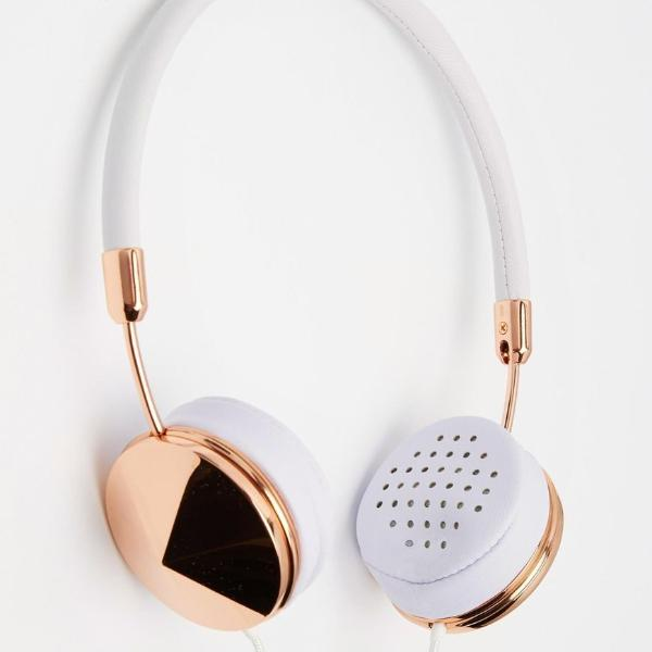 Luxe Cone Wired Headphones - Negative Space